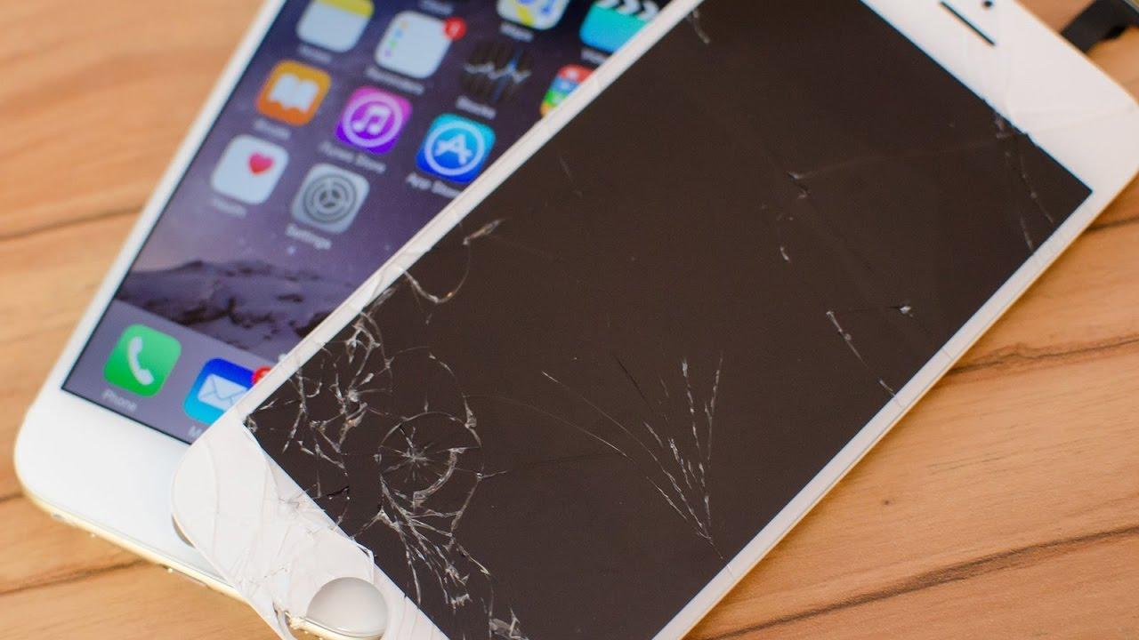 تفاوت تعویض گلس و تعویض ال سی دی موبایل