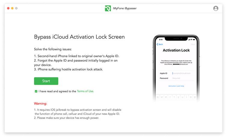 باز کردن قفل آیکلود iCloud Activation Lock آیفون
